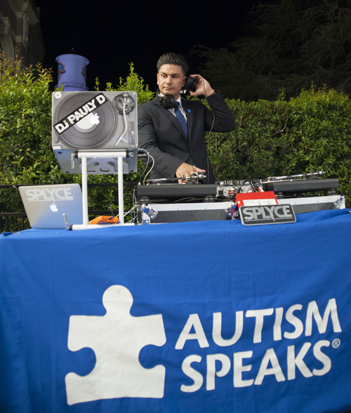 "Autism Speaks' ""La Vie En Blue"" Fashion Gala"
